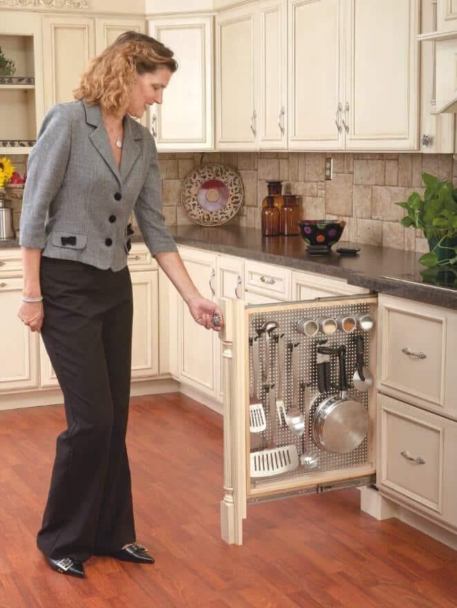 woman-pullout-kitchen